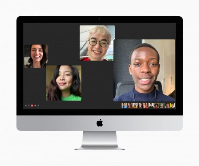 Cámara 1080p iMac 2020