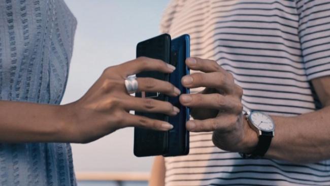 Carga reversible Huawei