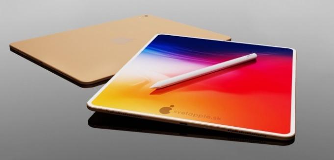 Imágenes del iPad Air 4