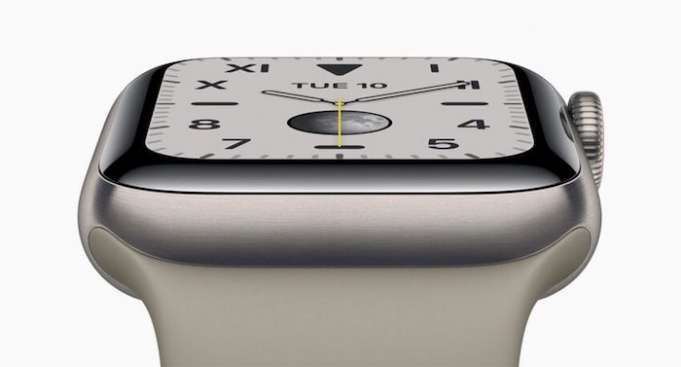 Pantalla Apple Watch