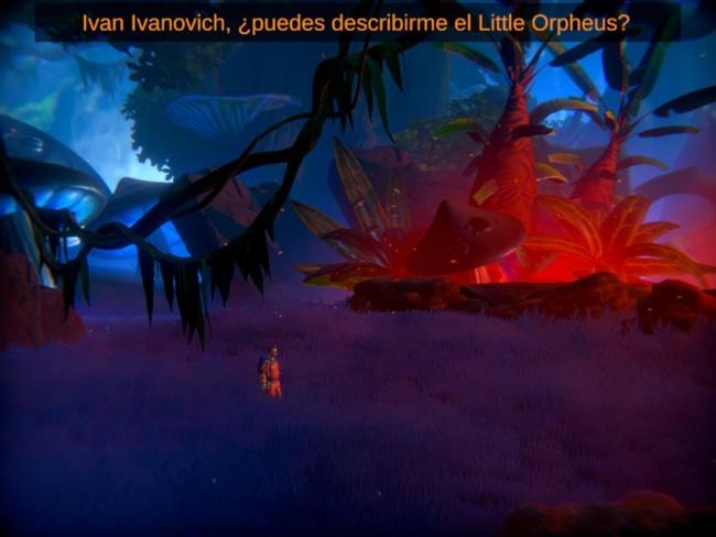 Nivel 2 de Little Orpheus