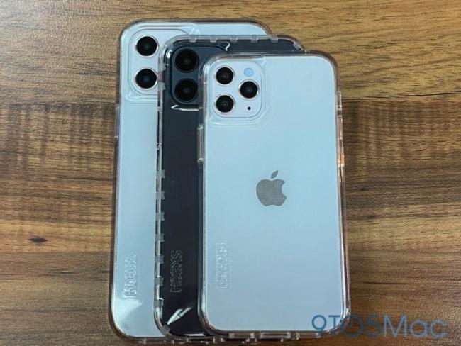 iPhone 12 de diferentes tamaños