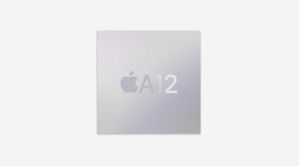 Chip A12 para el iPad de octava generación.