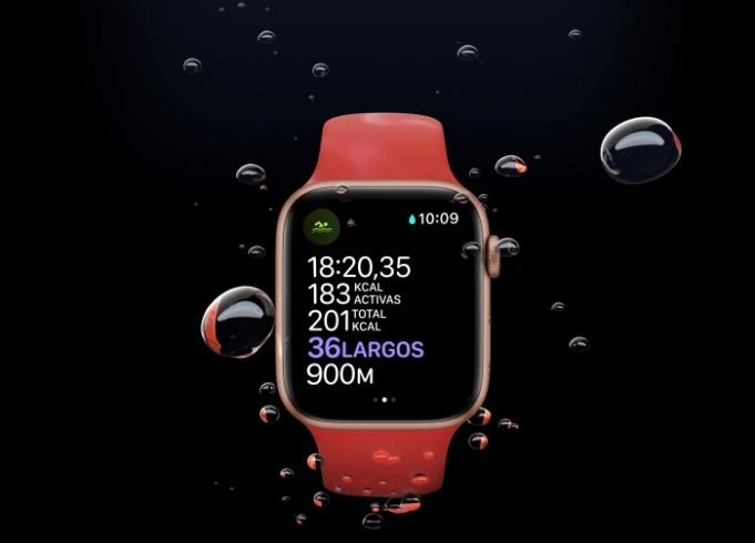 El Apple Watch serie 6 estrena toda la potencia del chip U1