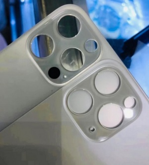 Filtración escáner LiDAR iPhone 12 Pro