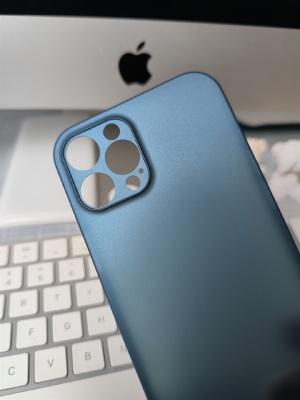 iPhone 12 Pro Max con escáner LiDAR