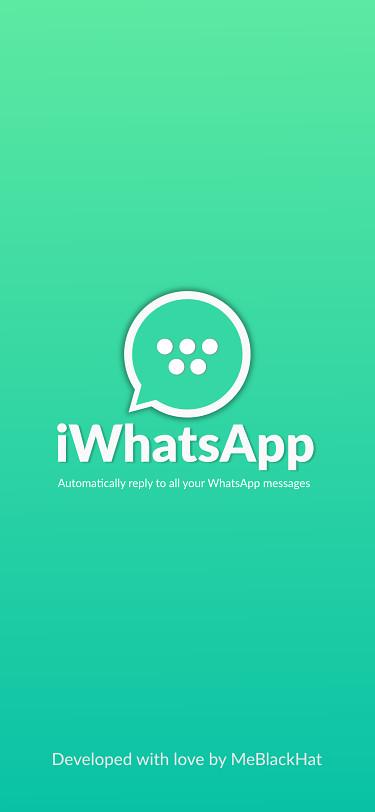 iWhatsApp permite configurar respuestas automáticas para WhatsApp
