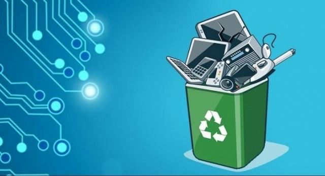 Residuos electrónicos que afectan al medio ambiente