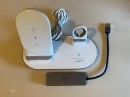 accesorios de Aukey muy interesantes si tienes dispositivos de Apple
